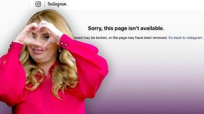 Sin previo aviso, Angélica 'la Gaviota' Rivera borra todas sus huellas de Instagram