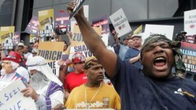 """Afectados consideran """"vergonzoso"""" informe que desvincula  al 9/11 con casos de cáncer"""