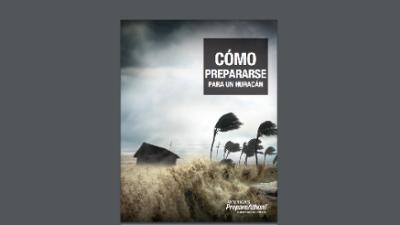 Guía descargable de cómo prepararse para un huracán: recomendaciones de FEMA