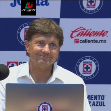 Cristante quedó tranquilo con lo que hizo Toluca en el semestre