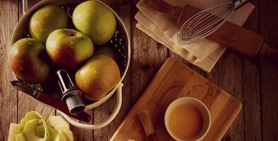 Tres recetas para cocinar manzanas... hasta en la sopa