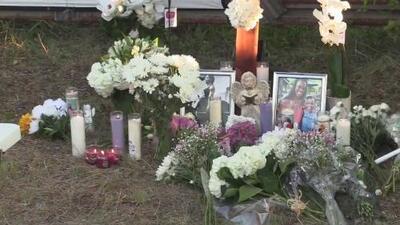 Amigos, familiares y vecinos honran la memoria de Andreen McDonald, una mujer cuya desaparición tocó el corazón de la comunidad