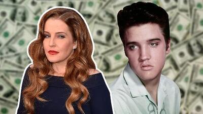 Hija de Elvis Presley se declara en quiebra: perdió 100 millones de dólares (auch)