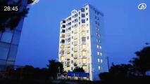 Construyen edificio de diez pisos en menos de 29 horas