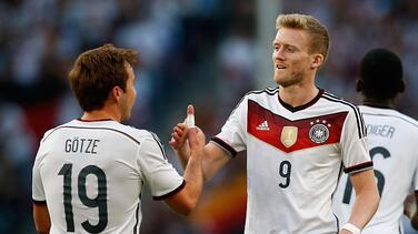 Gibraltar 0-7 Alemania: La 'Mannschaft' recupera le pegada y cumple con goleada