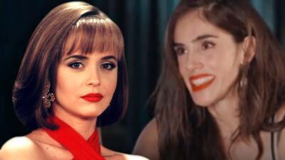 Gaby Spanic acepta que el remake de La Usurpadora le encantó