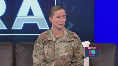 ¿Está preparado el ejército para enfrentar desastres naturales?