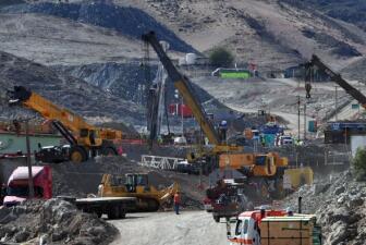 Rescate minero en Chile