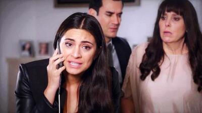 Alejandra hizo enfurecer a 'El Ciego' al ofrecerle menos dinero por el rescate de su padre