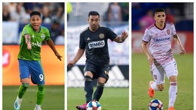 Las selecciones americanas confían en jugadores de MLS para los amistosos de septiembre