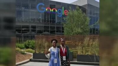 Una adolescente colombiana, la ganadora del concurso anual 'Doodle For Google'