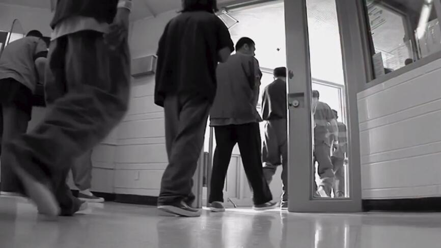 According to statistics, minorities are more likely to end up in prison