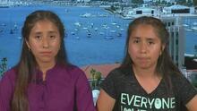 """""""Estaba arrestada frente a mí, una de mis héroes"""": niña recuerda arresto de su madre indocumentada"""