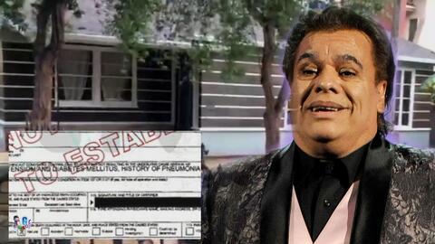 A pocas horas de la supuesta reaparición de Juan Gabriel, un certificado y un crematorio prueban que no vive