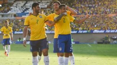 Brasil 4-0 Panamá: Brasil golea a Panamá a nueve días de debutar en el Mundial