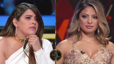 """""""Notaba odio en tus palabras"""", la calificación más dura de Denise Bidot a Nancy Alejandre"""