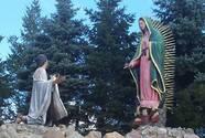 Retiran de manera temporal la imagen de la Virgen de Guadalupe del santuario de Des Plaines