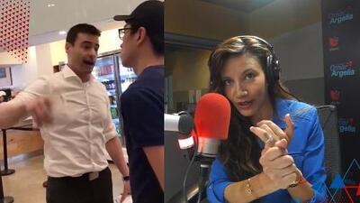 Omar y Argelia no creen en la disculpa del abogado racista de New York