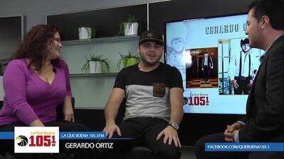 Gerardo Ortiz nos revela sus secretos mas íntimos