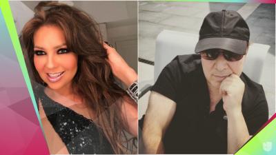 Thalía y Tommy Mottola reciben en pijama a famosísimos amigos en su casa