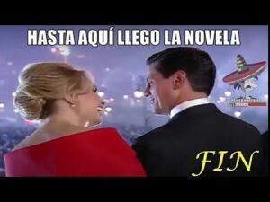 Y colorín, colorado, este cuento se ha acabo: el sexenio de Peña Nieto en memes