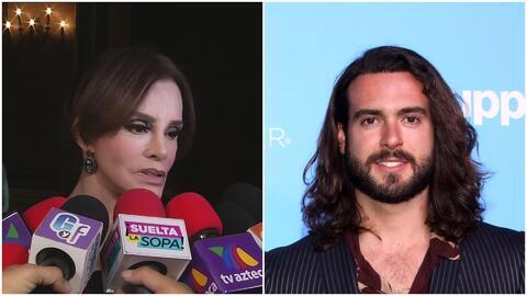 """Lucía Méndez quedó consternada al pensar en el futuro de Pablo Lyle con 32 años: """"Puede ser mi hijo"""""""