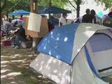 """""""Una amenaza para la seguridad pública"""": La respuesta de Filadelfia a los campamentos de personas sin hogar"""