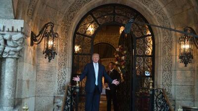 Pastrana, Uribe y los otros cientos de privilegiados con acceso a Trump en Mar-a-Lago
