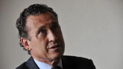 Jorge Valdano será motivador de Honduras en en Mundial de Brasil-2014