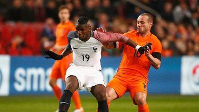 Holanda vs. Francia en vivo, horario y como ver el partido de la Liga.