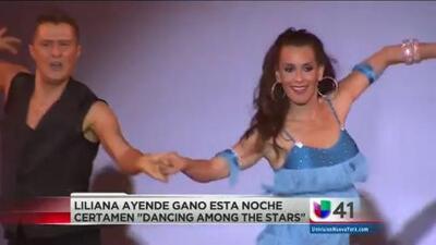 Mira cómo Liliana Ayende mueve las caderas
