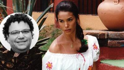 Inexplicable para Bibi Gaytán la muerte de su amigo Gerardo Gallardo, 'el chef Ornica'
