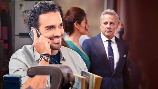 """Mayrín Villanueva se queja porque le """"bajaron"""" al marido y la telenovela Si Nos Dejan tiene una 'nueva pareja'"""