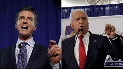 ¿Cuál sería la estrategia de demócratas y republicanos para ganar la gobernación de California?