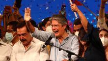 """""""Creemos en la democracia y la libertad"""": Guillermo Lasso, virtual ganador de las elecciones presidenciales en Ecuador"""