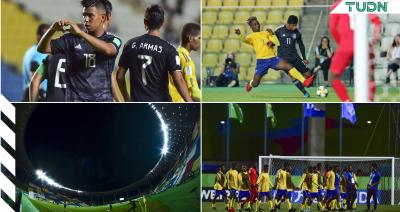 El Tri Sub 17 cumple con goleada 8-0 sobre Islas Salomón en el Mundial