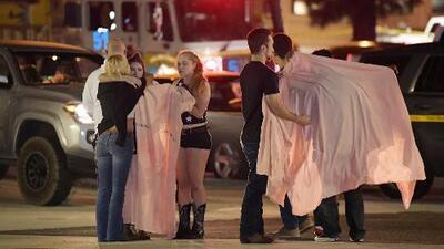 Testigos de la masacre grabaron los momentos de terror que se vivieron dentro del bar