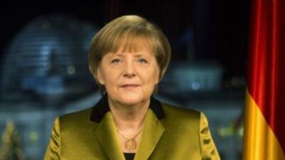 Angela Merkel se lastima la cadera en un accidente de esquí