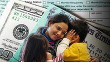 Así es cómo familias de Texas pueden recibir de $3,000 a $3,600 por hijo del crédito tributario