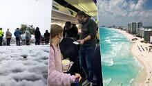 Le llueven críticas a Ted Cruz por presuntamente irse de vacaciones a la playa mientras en Texas luchan con la ola invernal