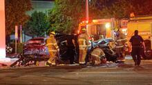 Conductor no respeta un semáforo en rojo y provoca choque mortal en el condado de Tulare
