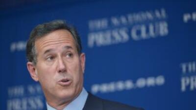 Radiografía del plan migratorio de Rick Santorum