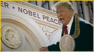 Trump es nominado al Nobel de la Paz