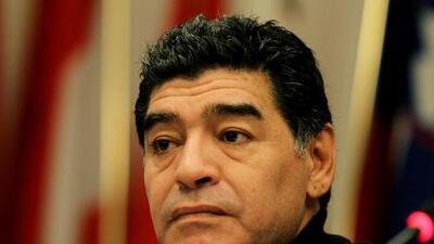Maradona fue detenido en Argentina… después fue liberado