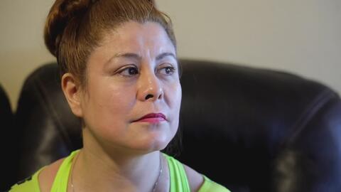 """""""Es triste y doloroso"""": indocumentada al enterarse de que su hijo fue asignado a trabajar con la Patrulla Fronteriza"""