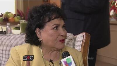 Carmen Salinas arremete en contra de María Conchita Alonso, ¿Por qué?
