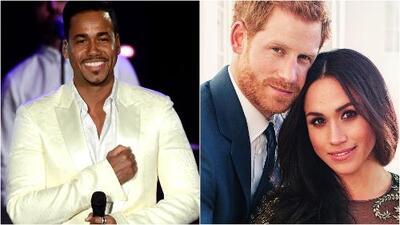 ¿Cantaría Romeo Santos en la boda real del príncipe Harry y Meghan Markle?