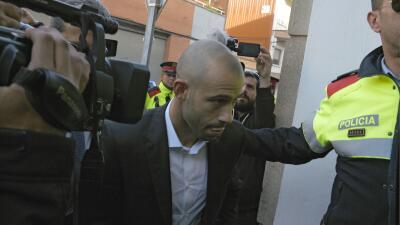 Javier Mascherano reconoce haber cometido fraude fiscal