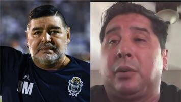 """""""No pensamos que se fuera tan pronto"""": sobrino de Maradona recuerda a su tío y el legado que deja en el fútbol"""