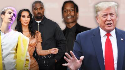 Trump aún no logra la libertad de A$AP Rocky (que le han pedido Justin, Kim y Kanye) y se despacha contra Suecia